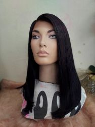 Front lace  wig mandy