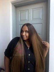 Lace wig  HD premium  Lílian castanho